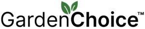 GardenChoice Logo White Background